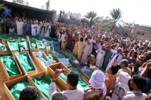 """30.000 MUERTOS (NIÑOS, MUJERES Y ANCIANOS INCLUIDOS) HA COSTADO """"LA PROTECCIÓN CIVIL"""" EN LIBIA"""