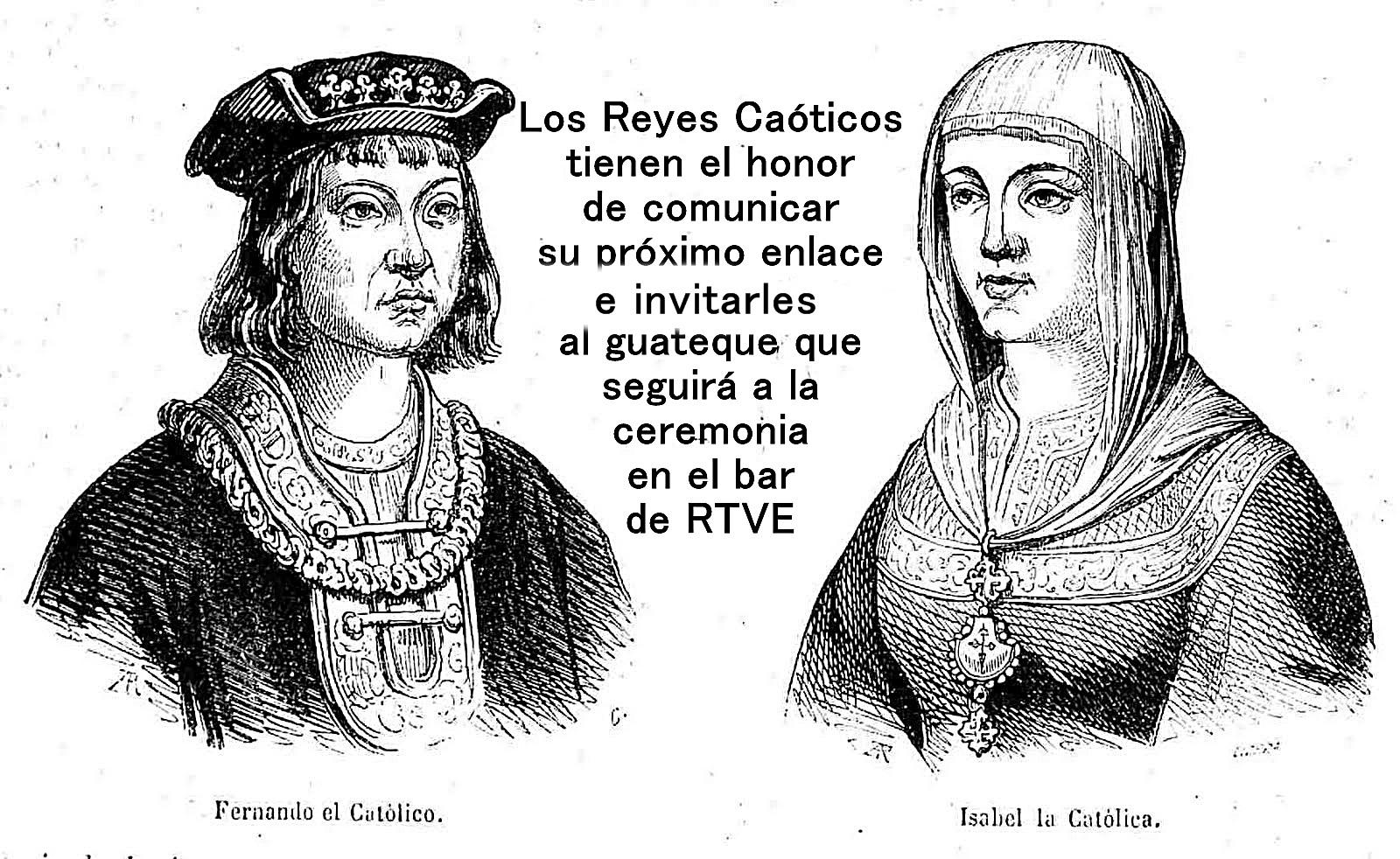 Isabel La Caotica O El Riguroso Desmadre Historico De Rtve Por Isidro Lopez Miera Re Evolucion