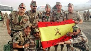UN VIDEO MUESTRA A MERCENARIOS ESPAÑOLES DE LA LEGIÓN, TORTURANDO DETENIDOS EN IRAK