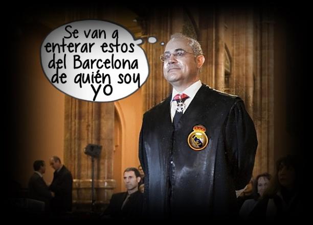 Resultado de imagen de ¿Prevarica el juez Llarenas?