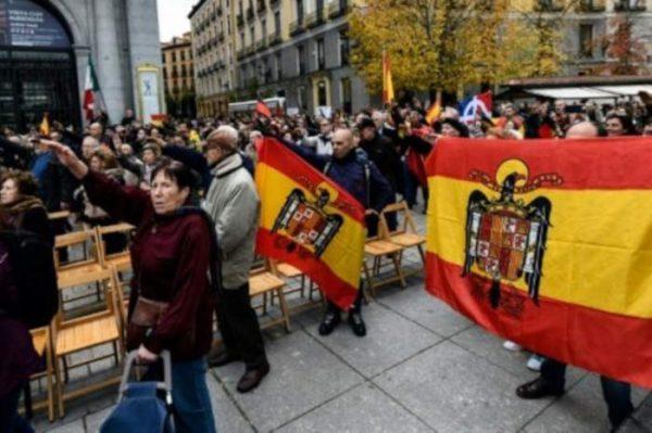 LAS RELACIONES DE LA EXTREMA DERECHA ESPAÑOLA CON EL EJÉRCITO Y LA IGLESIA
